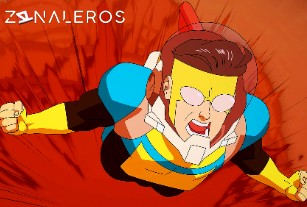 Ver Invincible temporada 1 episodio 4