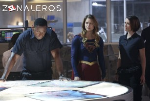 Ver Supergirl temporada 1 episodio 8
