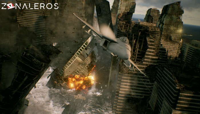 Ace Combat 7 Skies Unknown Deluxe Edition por mega
