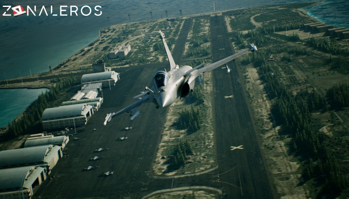 Ace Combat 7 Skies Unknown Deluxe Edition por torrent