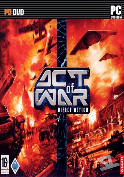 descargar Act of War: Direct Action