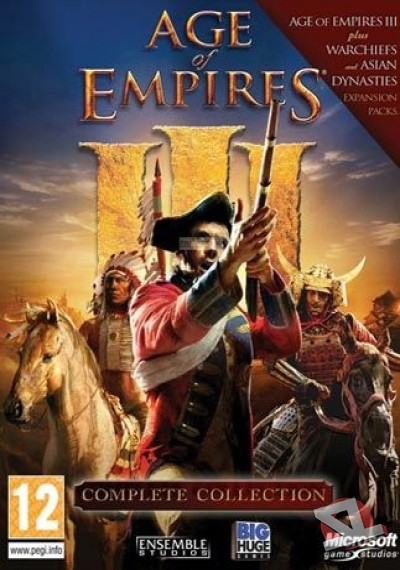 descargar Age of Empires III: Complete Collection