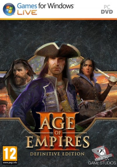 descargar Age of Empires III: Definitive Edition