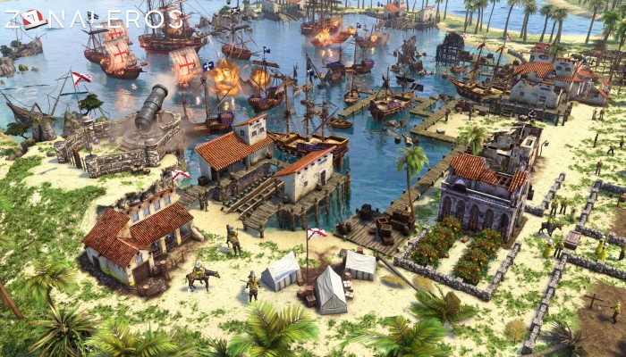 Age of Empires III: Definitive Edition gameplay