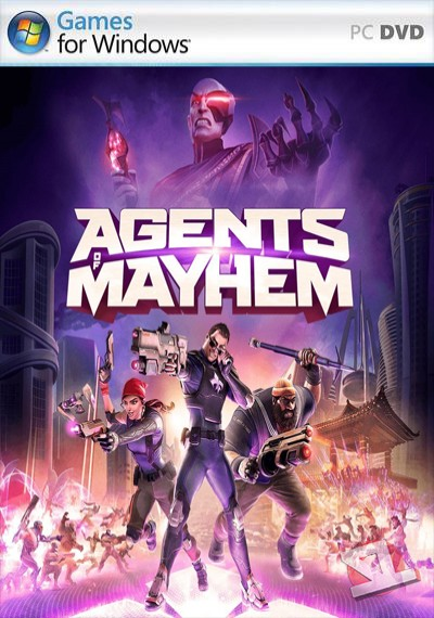 descargar Agents of Mayhem