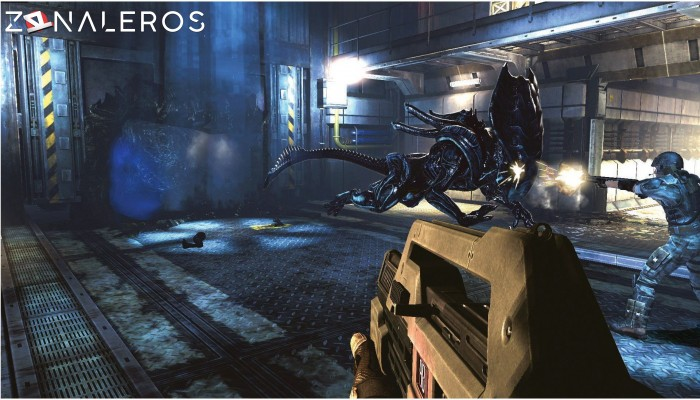Aliens: Colonial Marines por mega