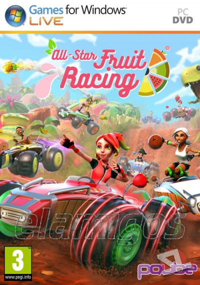 descargar All-Star Fruit Racing