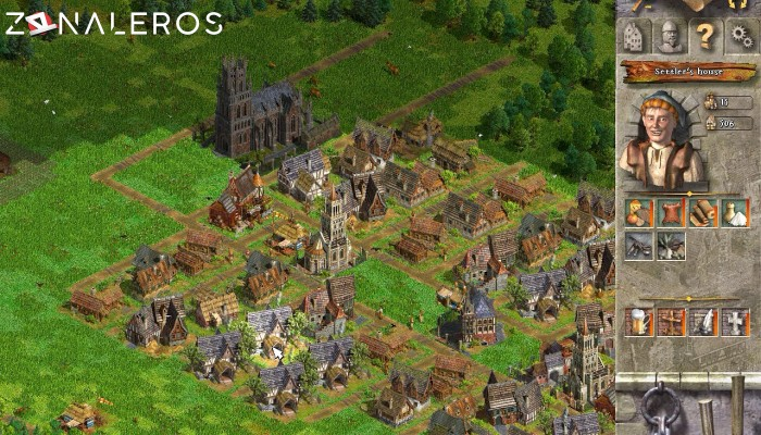Anno 1503 Gold Edition gameplay
