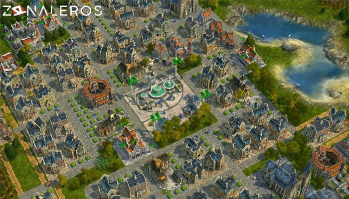Anno 1701 Gold Edition por torrent