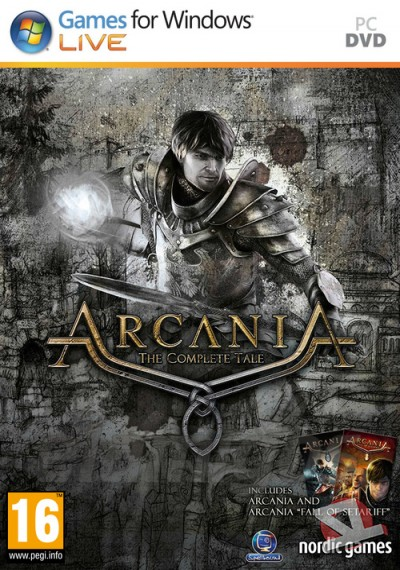 descargar Arcania Gothic 4: The Complete Tale