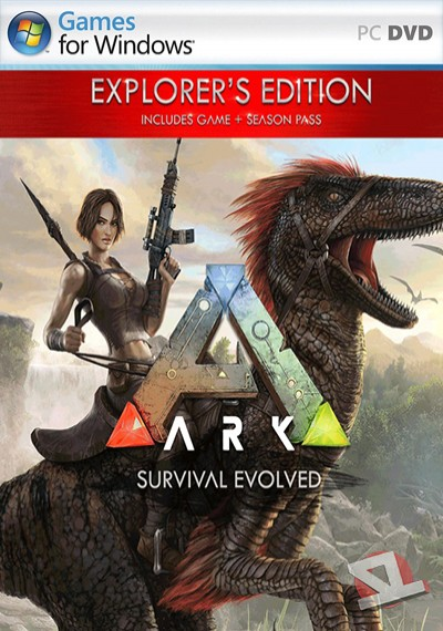 descargar ARK: Survival Evolved Explorer's Edition