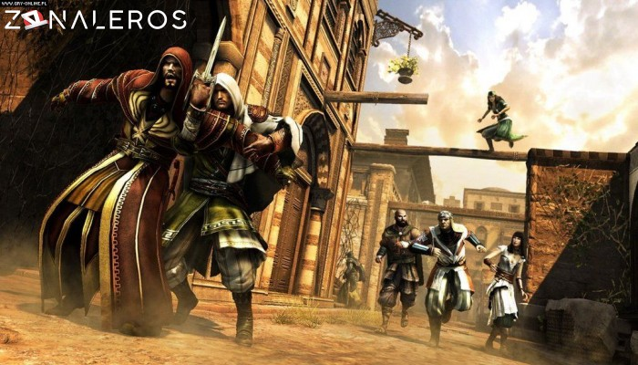 Assassin's Creed: Brotherhood Complete Edition gameplay