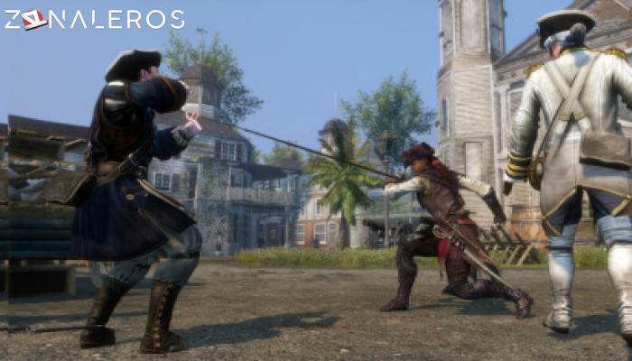 descargar Assassin's Creed: Liberation HD