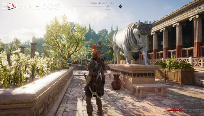 Assassin's Creed: Odyssey Gold Edition por torrent