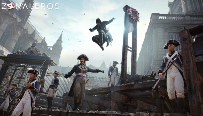 Assassin's Creed Unity Gold Edition por torrent