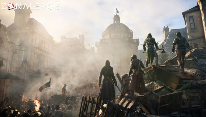 Assassin's Creed Unity Gold Edition por mega