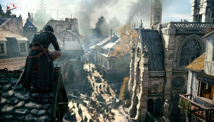 Assassin's Creed Unity Gold Edition gameplay