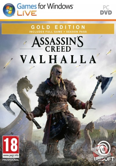 descargar Assassin's Creed Valhalla