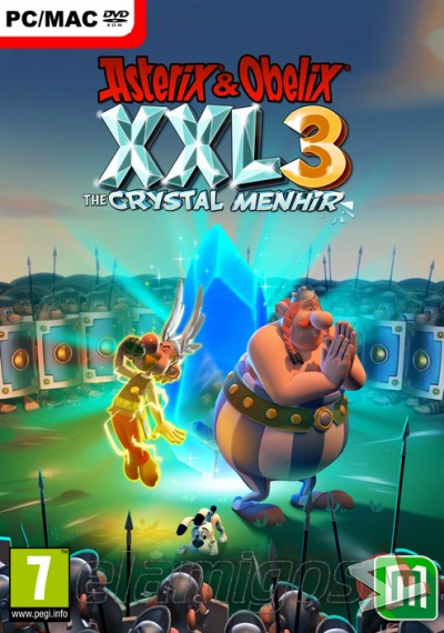 descargar Asterix and Obelix XXL 3 The Crystal Menhir