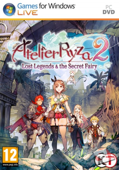 descargar Atelier Ryza 2: Lost Legends and the Secret Fairy
