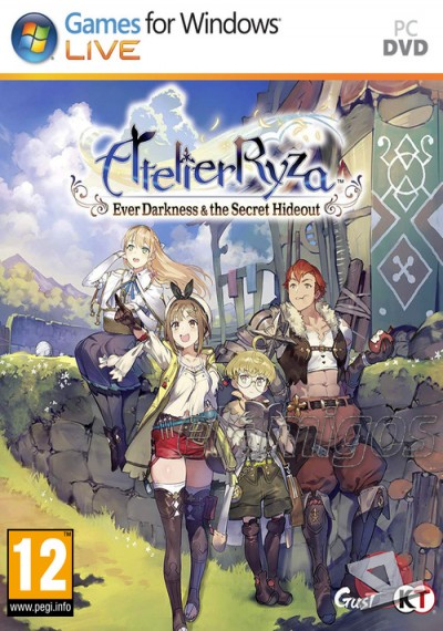 descargar Atelier Ryza Ever Darkness and the Secret Hideout
