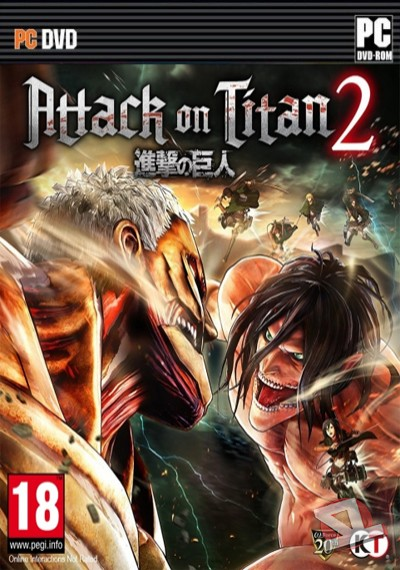 descargar Attack on Titan 2