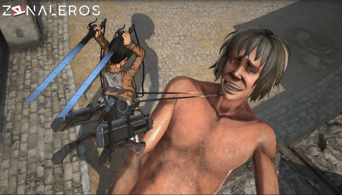 descargar Attack on Titan: Wings of Freedom