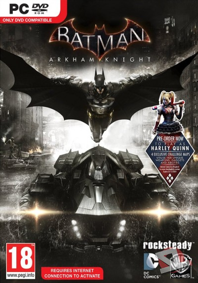 descargar Batman Arkham Knight Complete Edition