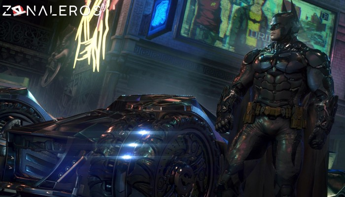 Batman Arkham Knight Complete Edition por torrent