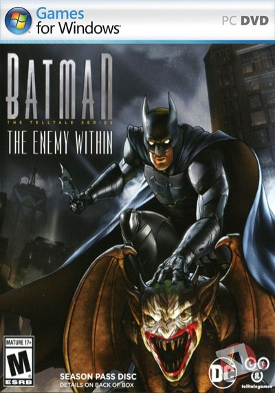 Batman: The Enemy Within Complete Season