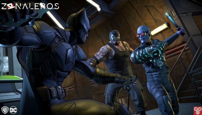 Batman: The Enemy Within Complete Season por torrent