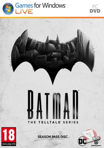descargar Batman The Telltale Series Complete Season