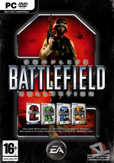 descargar Battlefield 2: Complete Collection