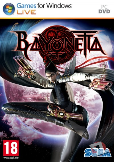 Bayonetta Digital Deluxe Edition
