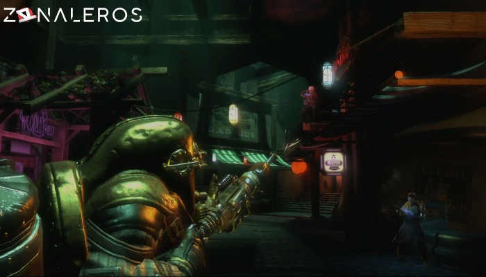 BioShock 2: Complete Edition por torrent