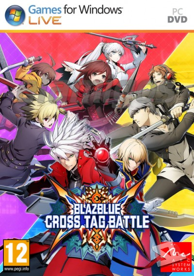BlazBlue Cross Tag Battle Deluxe Edition