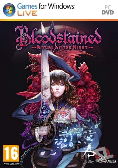 descargar Bloodstained Ritual of the Night