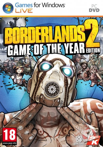 descargar Borderlands 2 Game of the Year Edition