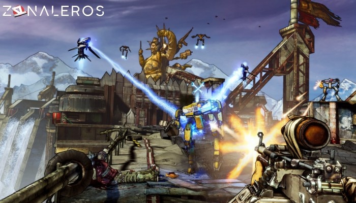 Borderlands 2 Game of the Year Edition por torrent