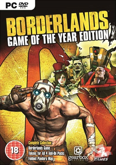 descargar Borderlands
