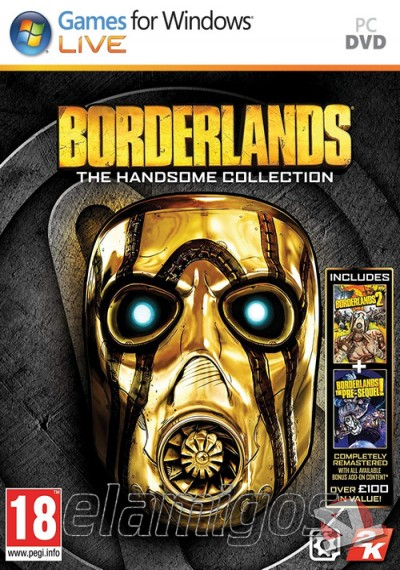 descargar Borderlands The Handsome Collection Remastered
