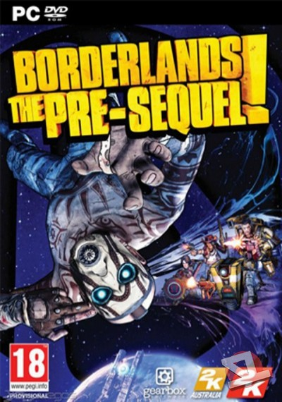 Borderlands: The Pre-Sequel Complete