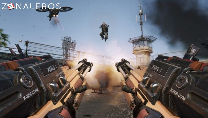 Call of Duty: Advanced Warfare por mega