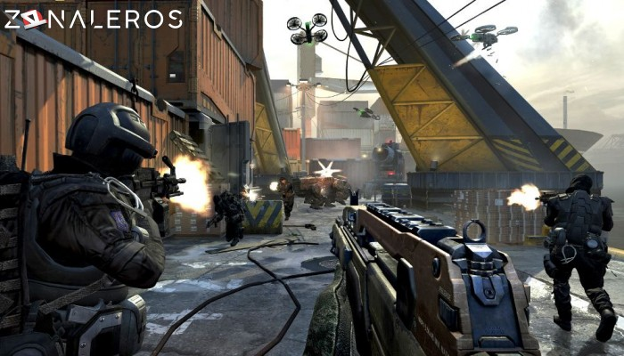 Call of Duty: Black Ops 2 por torrent
