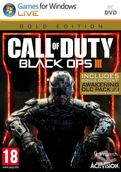 descargar Call of Duty: Black Ops III Complete