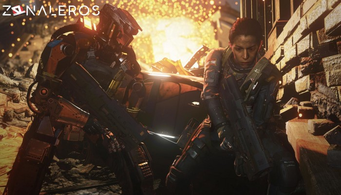 Call of Duty: Infinite Warfare Digital Deluxe por torrent