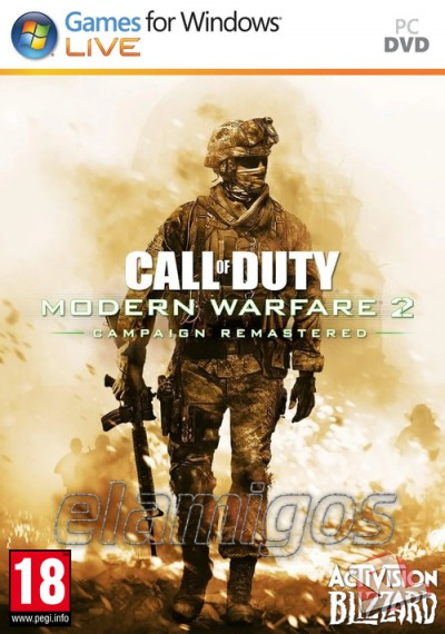 descargar Call of Duty Modern Warfare 2 Campaign Remastered