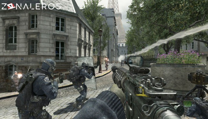 descargar Call of Duty: Modern Warfare 3