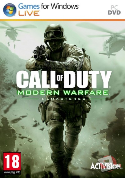 descargar Call of Duty: Modern Warfare Remastered