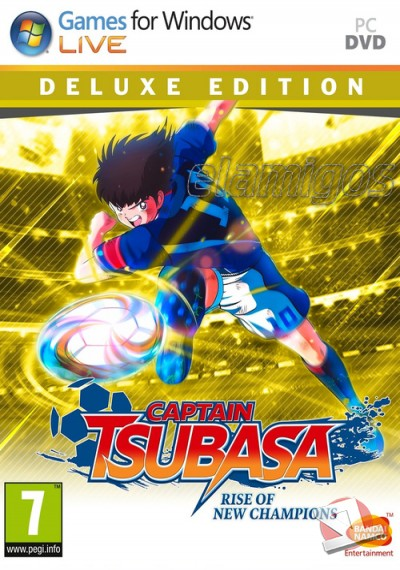 descargar Captain Tsubasa Rise of New Champions Deluxe Edition